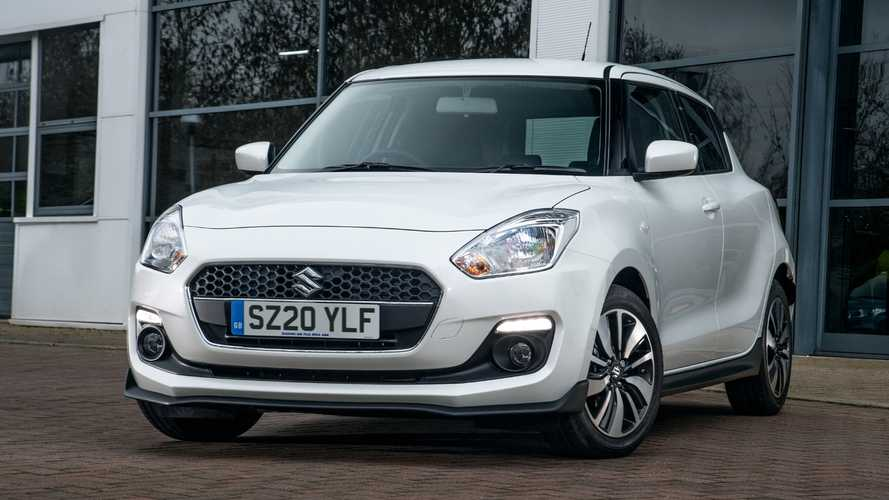 Suzuki Swift Hybrid has a brand-new Attitude