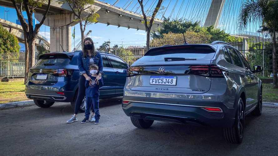 VW Nivus x T-Cross: o que uma proprietária do SUV achou do novo crossover?