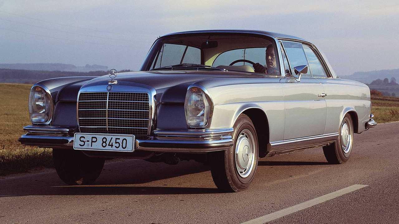 Mercedes-Benz Heckflosse (W108, W109, W110, W111, W112) (1959 - 1972)