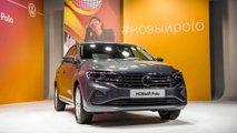 Новый Volkswagen Polo для России (все фото)
