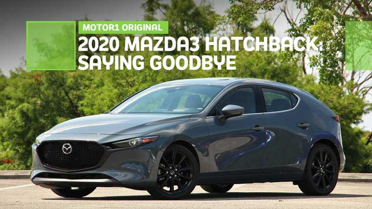 2020 Mazda3 Long-Term
