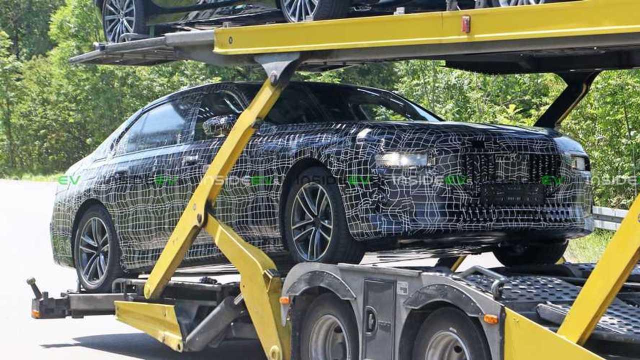 BMW 7 Series EV / i7