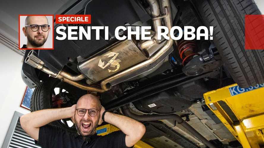 Record Monza, il suono che fa la differenza