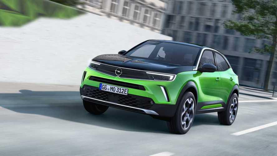 2021 Opel Mokka