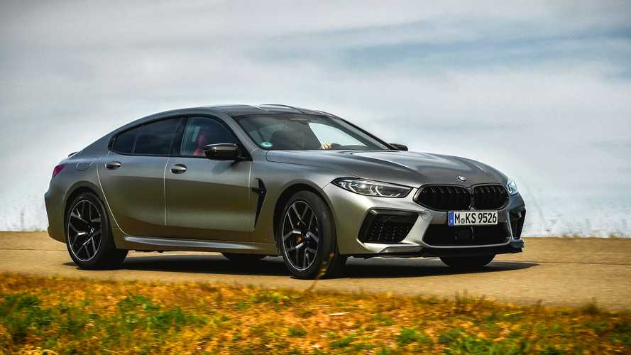 BMW M8 Gran Coupe (2020) im Test