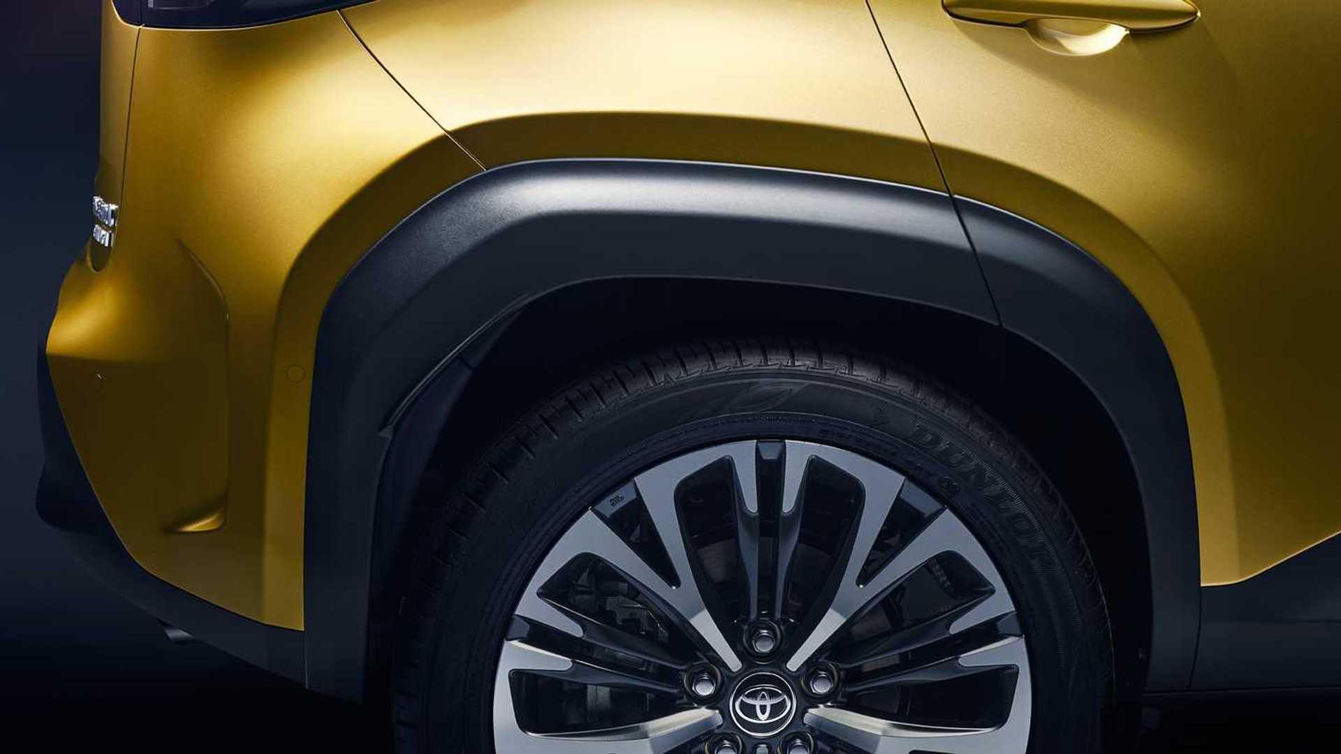 Toyota Yaris Cross (2020) 17