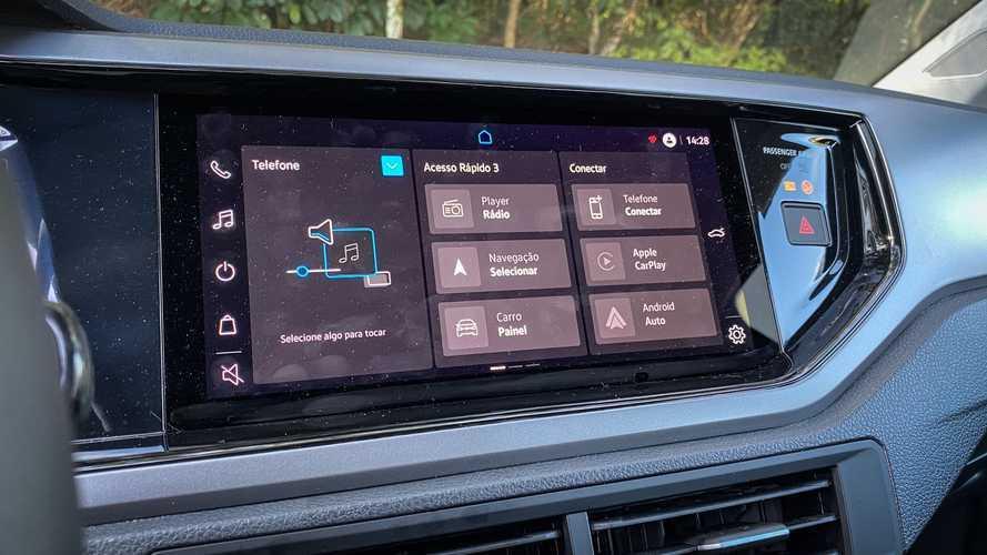 Sistema multimídia VW Play será exportado para quase 70 países
