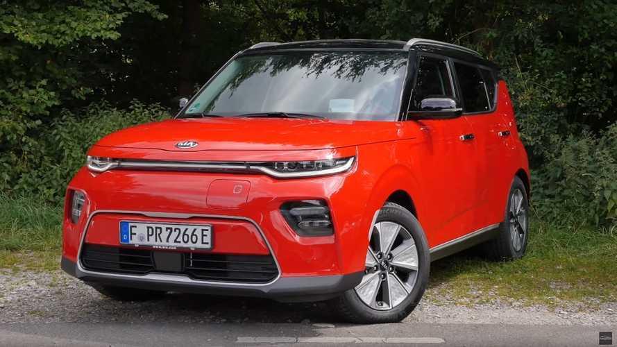 2020 Kia Soul EV Test Driven By Autogefühl: Video