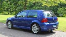 Volkswagen Golf R32 2004 casi nuevo