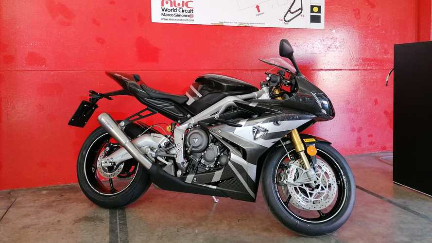 Triumph Daytona Moto2 765 Limited Edition