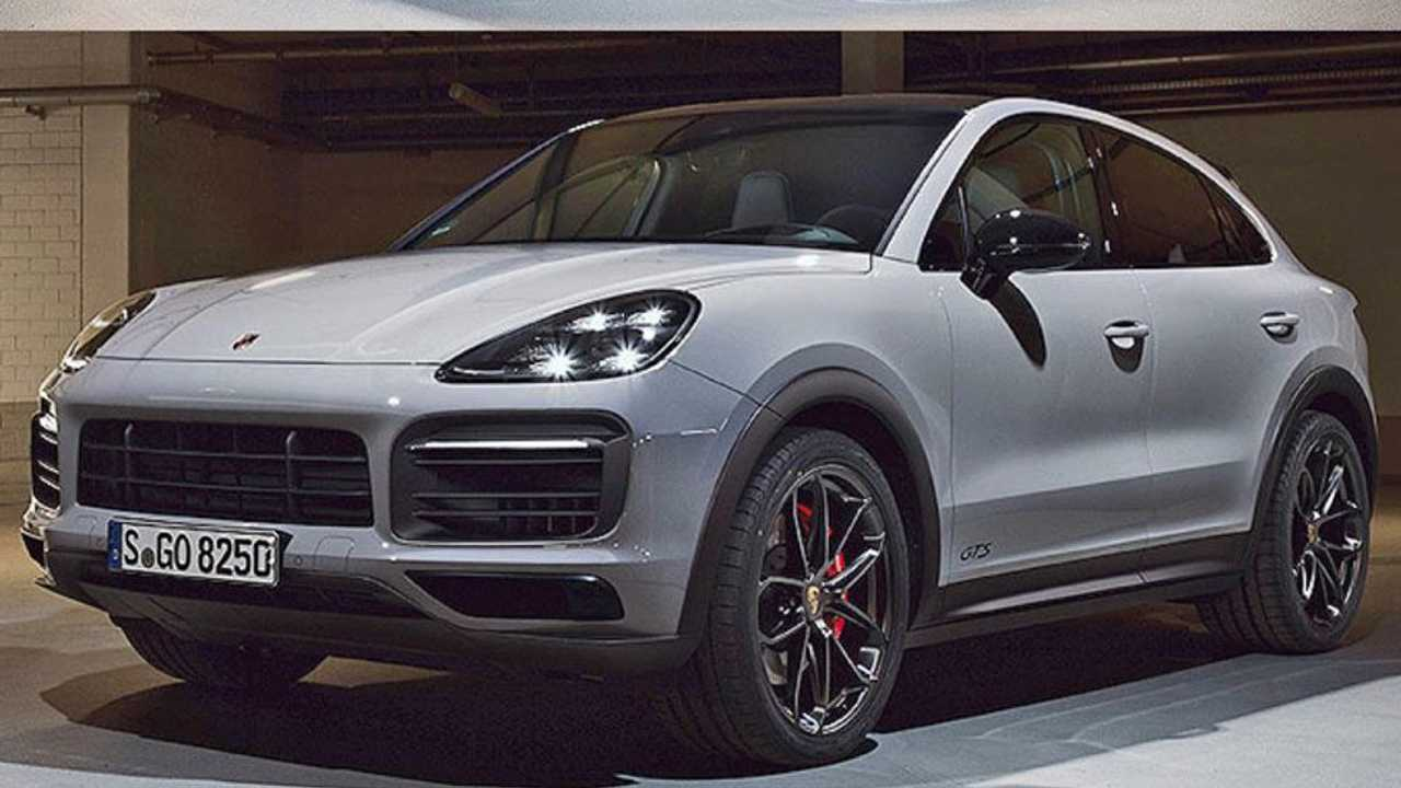 2021 Porsche Cayenne Model Reviews