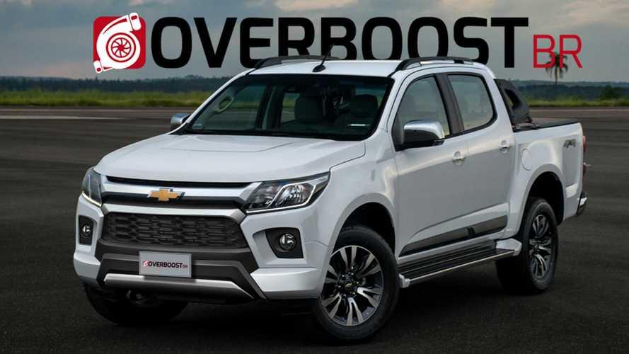 Projeção: Chevrolet S10 2021 estreará novo visual no Brasil no 2º semestre