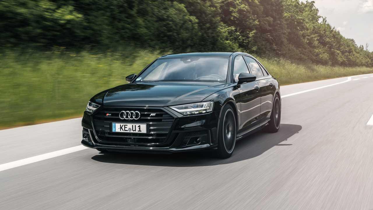 2020 Audi S8 von ABT