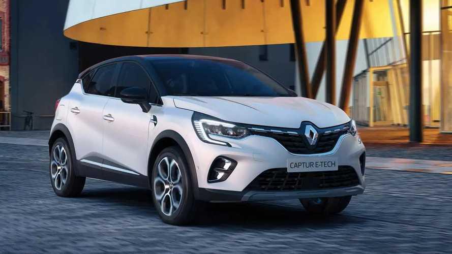 Renault: Elektrobonus für Zoe, Kangoo Z.E. und Captur E-Tech
