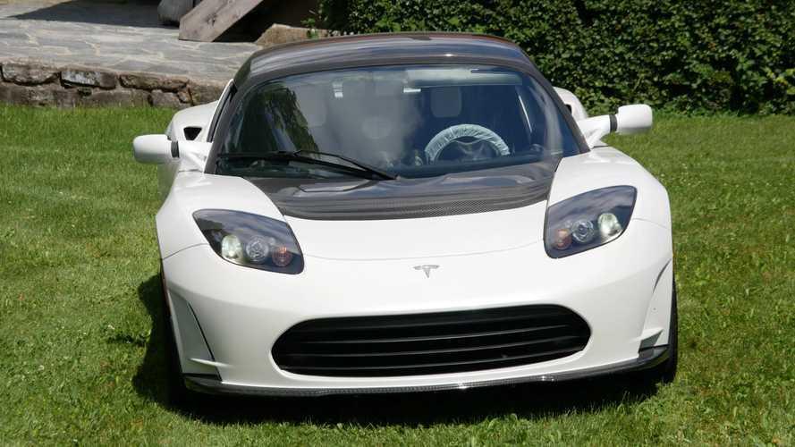 Last Tesla Roadster