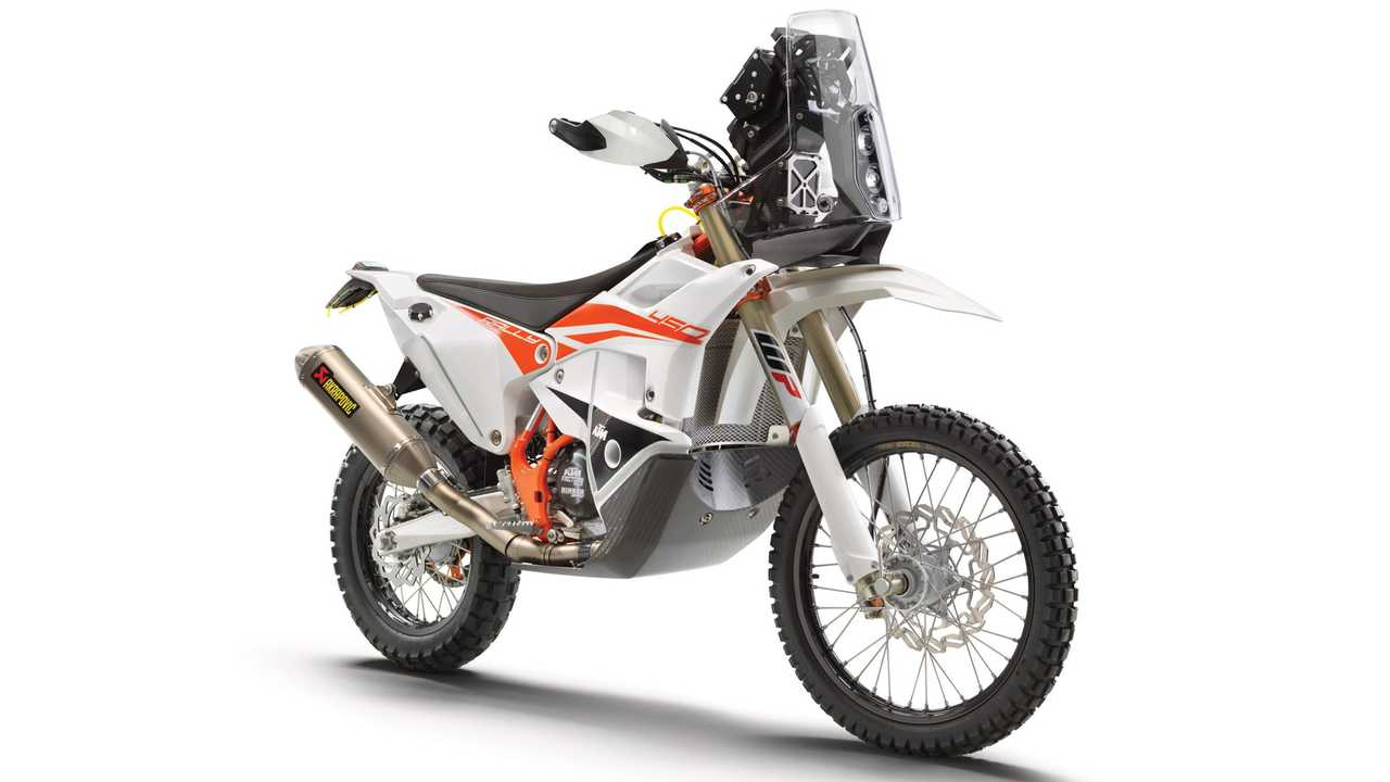 2021 KTM 450 RALLY REPLICA
