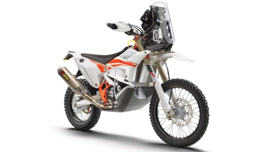 KTM's 450 Rally Replica Updated For 2021