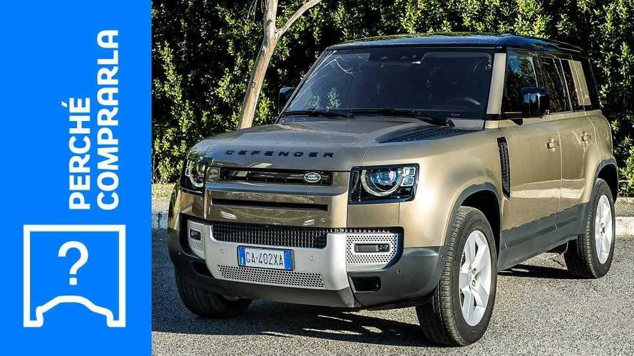 Land Rover Defender (2020), perché comprarla e perché no