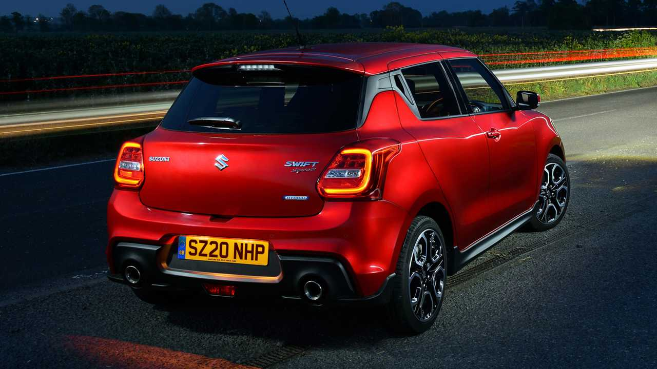 2020 Suzuki Swift Sport Hybrid
