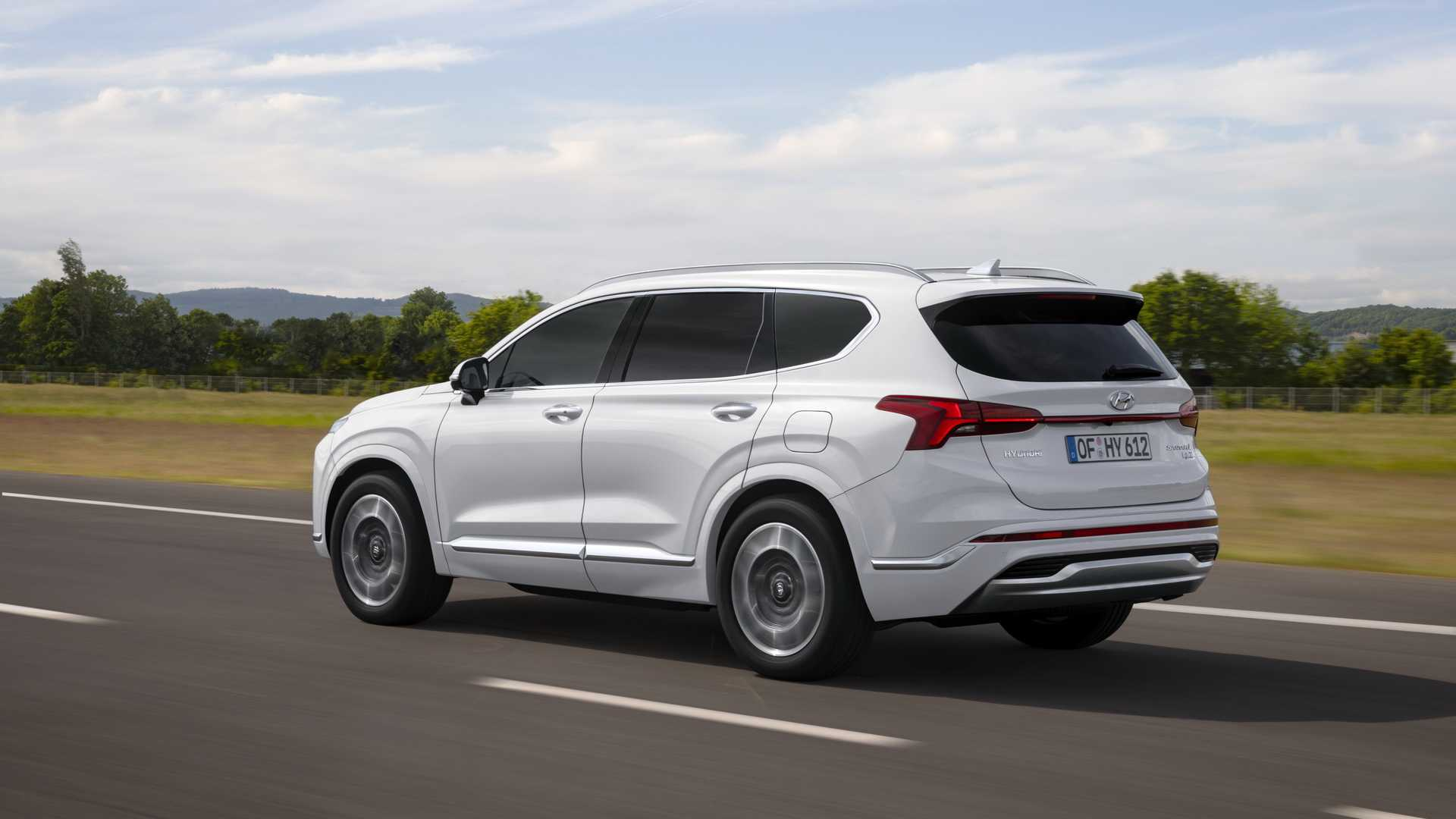 Hyundai Santa Fe Restyling (2020) 43