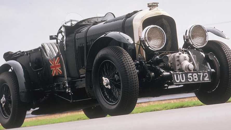 Inside 007's Garage: 1931 4.5-litre Blower Bentley