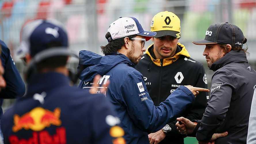 """Alonso: """"Sainz siempre ha sido muy competitivo; tiene buen futuro"""""""