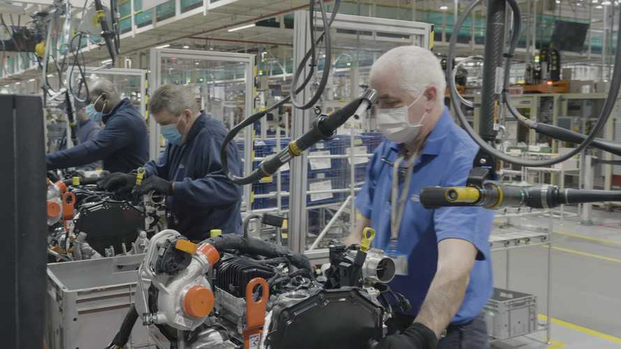 Ford's European factories to return to work