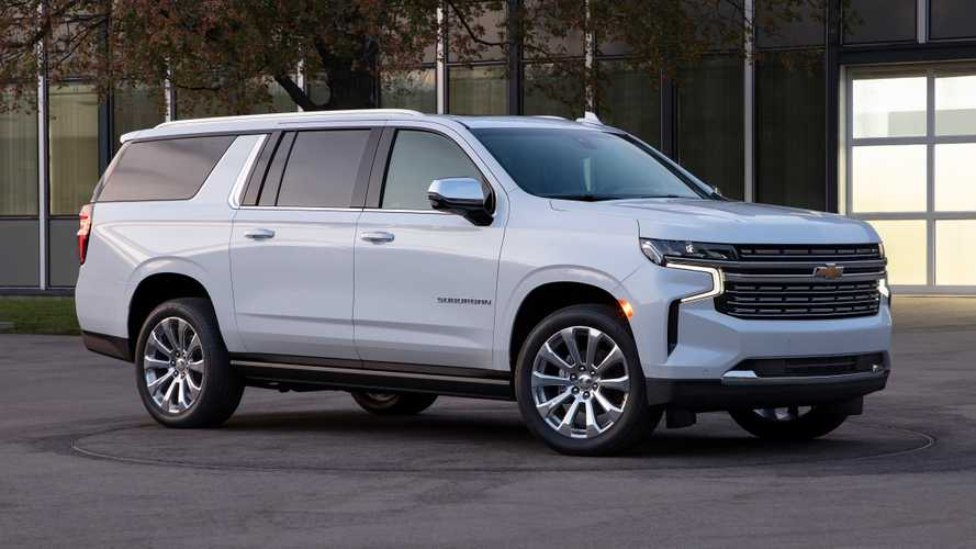 Chevy Suburban HD Might Just Happen, Hints GM Product Chief