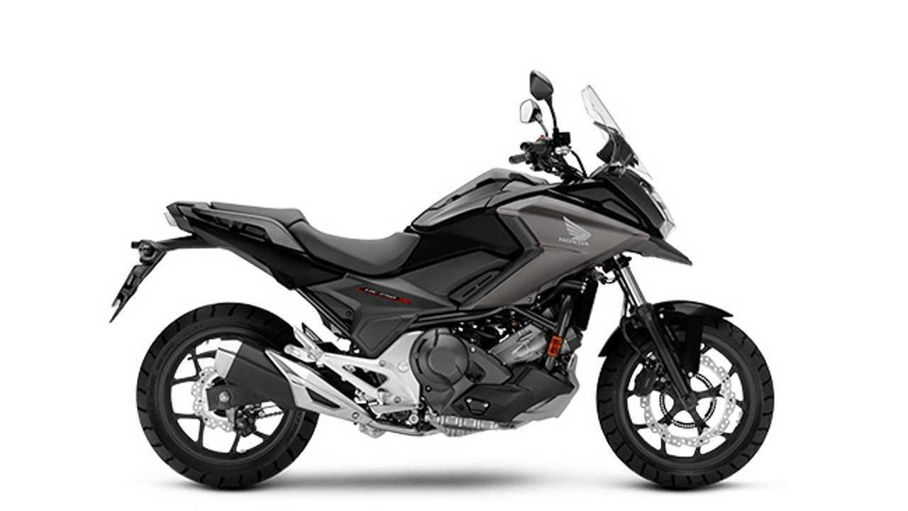 1. Honda NC750X DCT