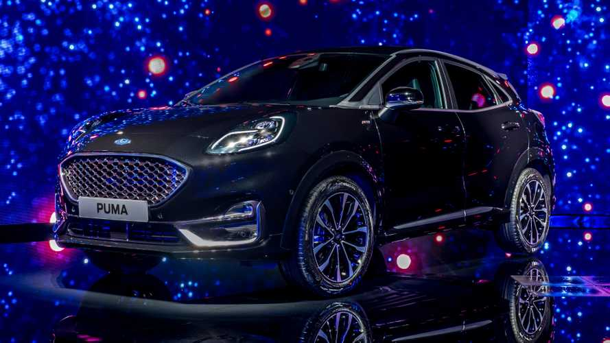 Ford Puma Gets ST-Line Vignale Trim, Diesel, And Automatic