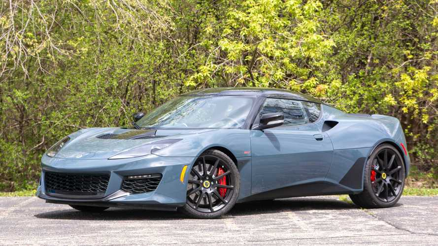 2020 Lotus Evora GT: First Drive
