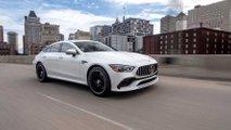 Mercedes-AMG GT 43 Coupé 4 puertas 2020