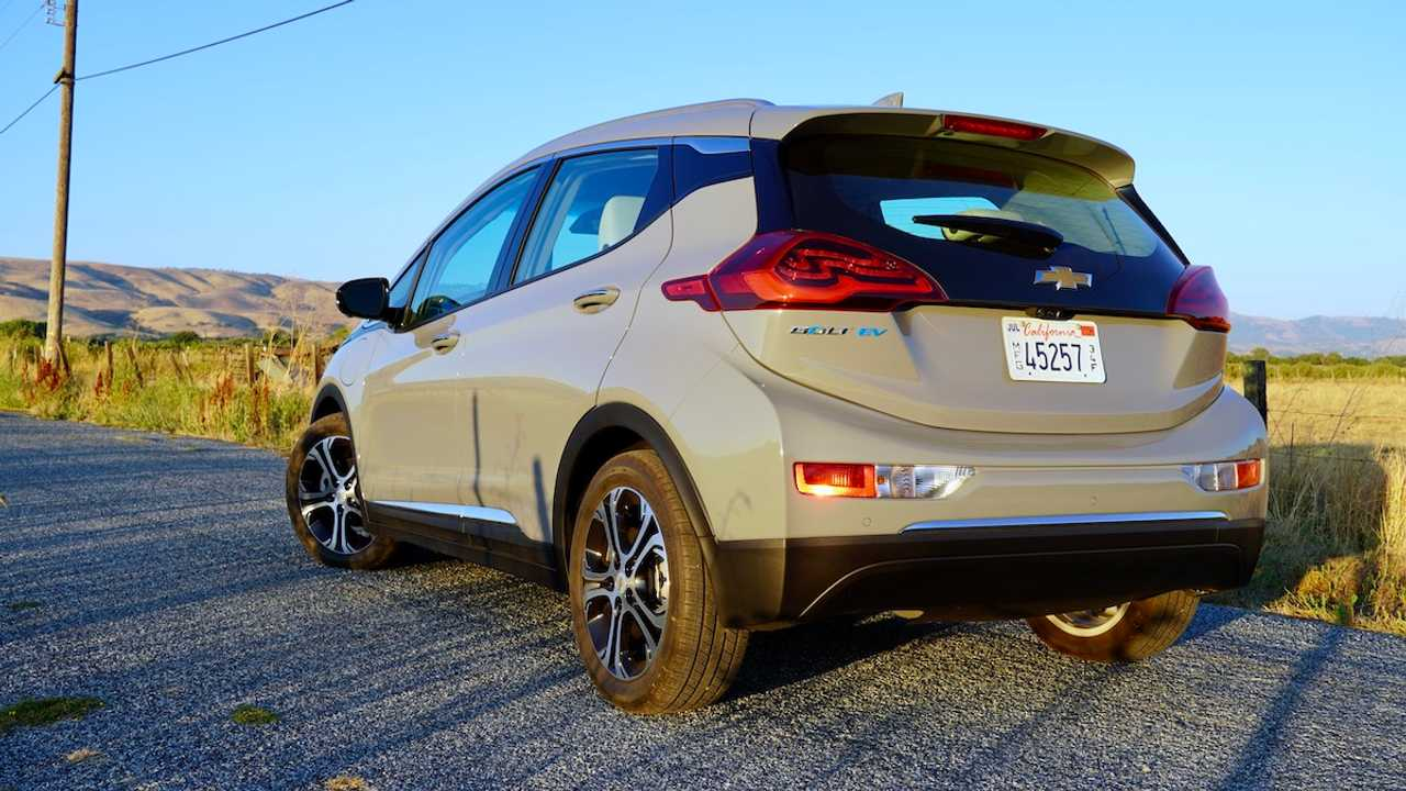 2020 Chevy Bolt Test Drive Review: A Familiar Package, But ...