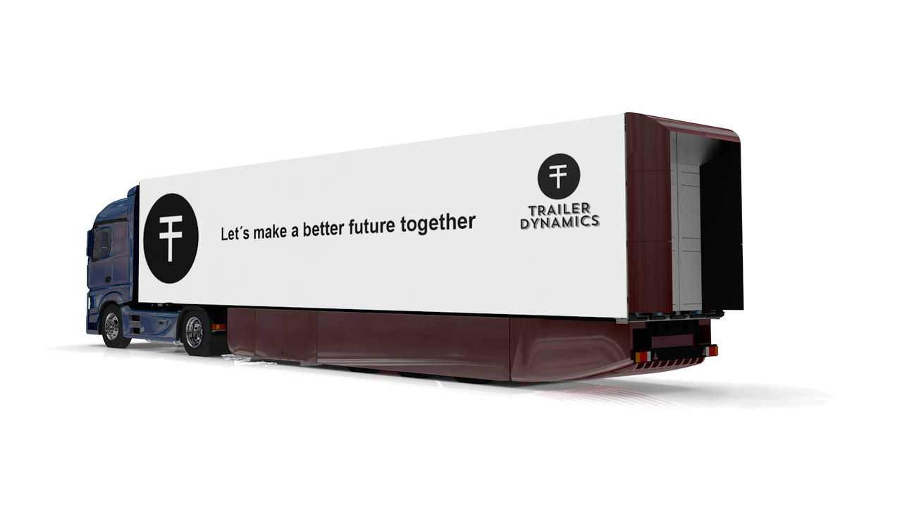 Trailer Dynamics Newton eTrailer
