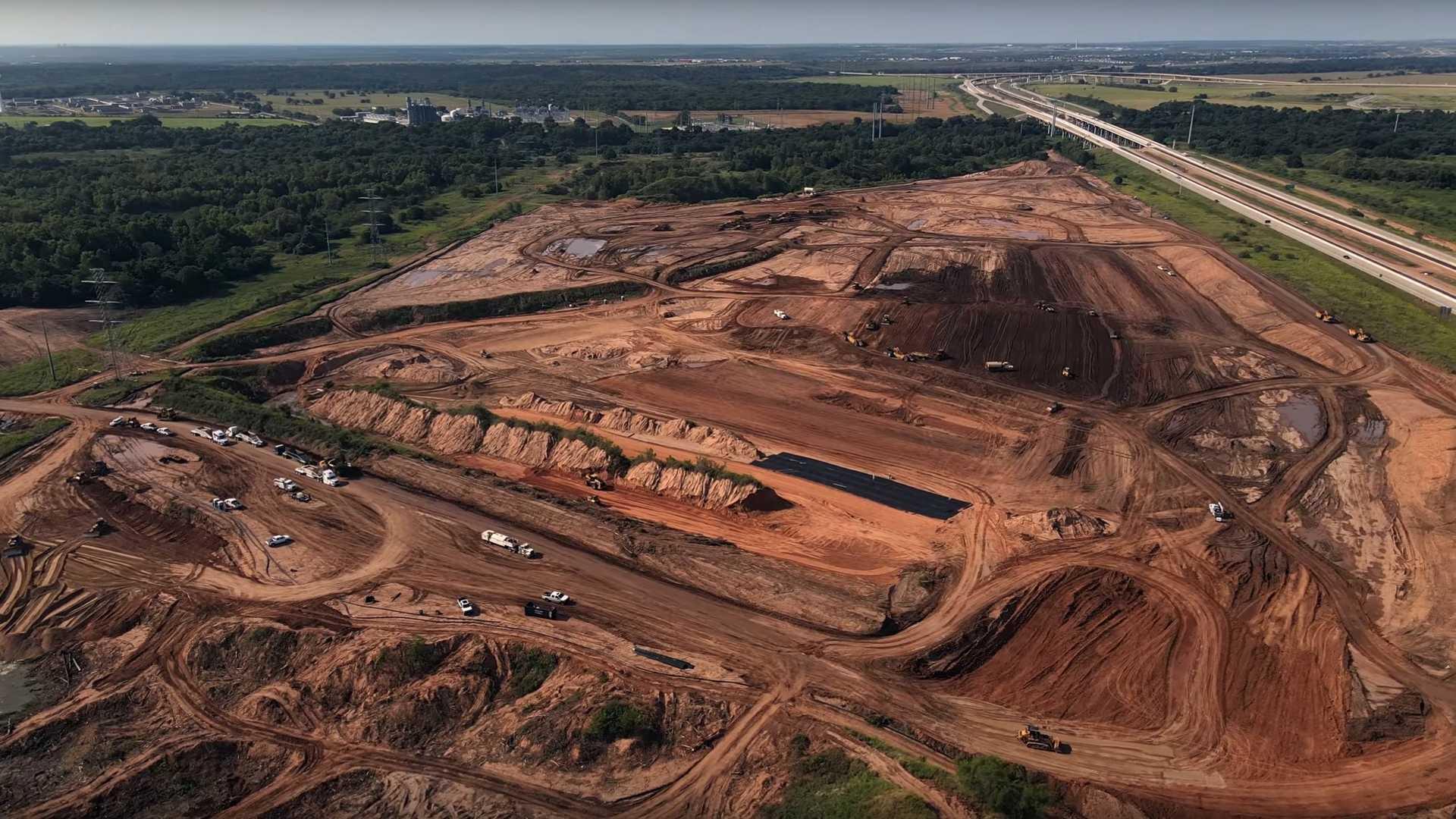 Tesla Cybertruck Giga Austin Land Cost Tesla Less Than $100 Million