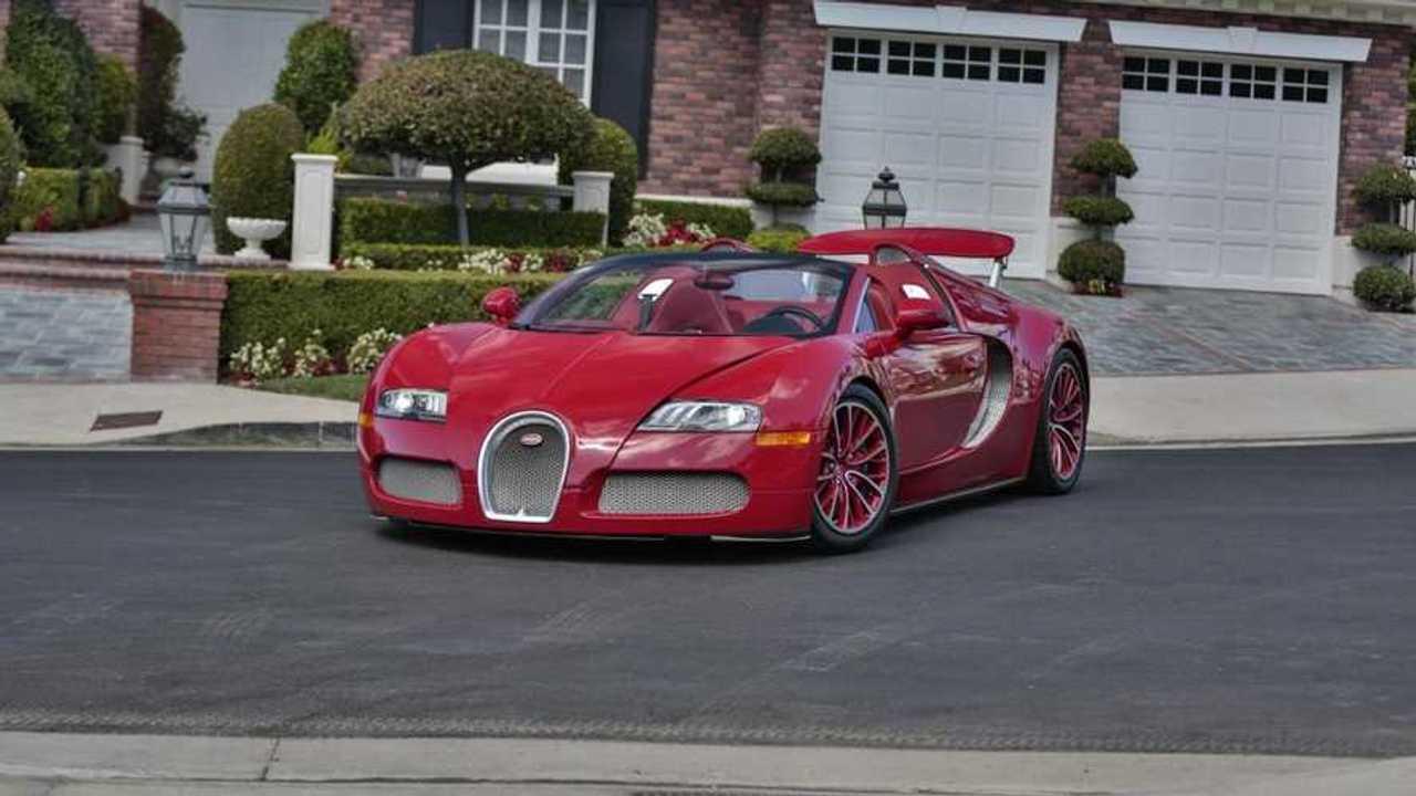 Historic and modern Bugattis to lead Mecum Las Vegas II