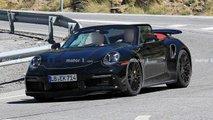 Porsche 911 Turbo Türevleri Casus Fotoğraflar
