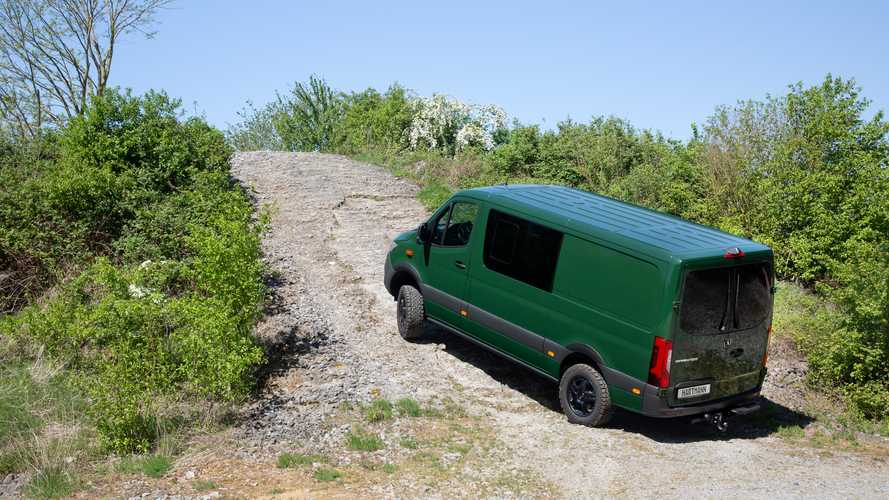 Vansports.DE Mercedes-Benz Sprinter 4x4