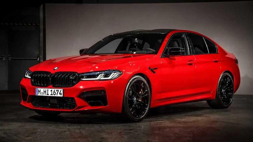Novo BMW M5 Competition chega ao Brasil por mais de R$ 1 milhão