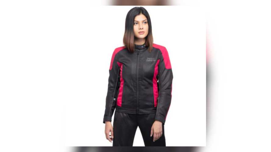 Royal Enfield Women's Wear Collection 2020