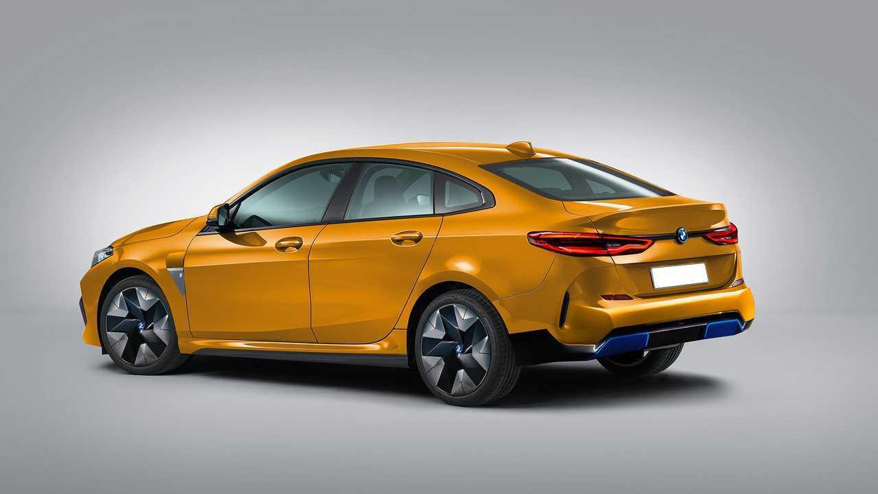 BMW i2 Gran Coupe EV