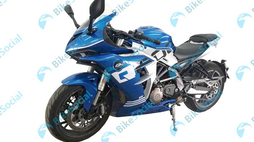 Benelli 600RR, tutto pronto per la supersport pesarese