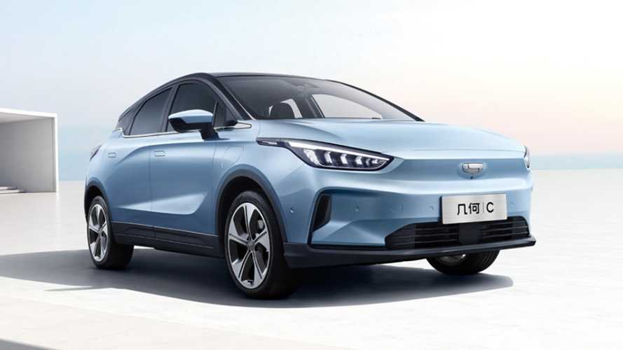 Geely Geometry C Is An Impressive Electric Hatchback Only Sold In China