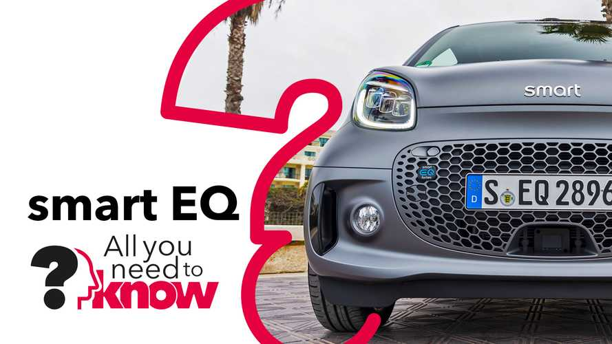 Smart Fortwo Electric: 6 Things You Need To Know