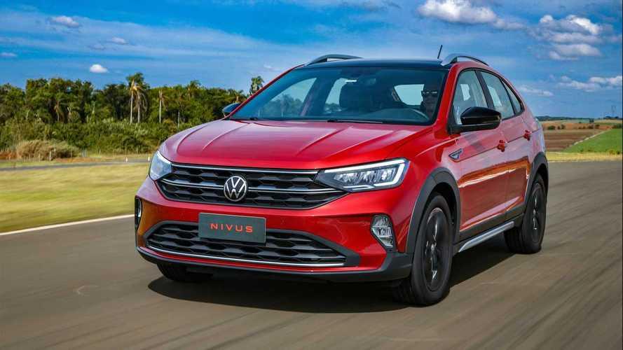 Novo Volkswagen Nivus 2021 é lançado com preços entre R$ 85.890 e R$ 98.290