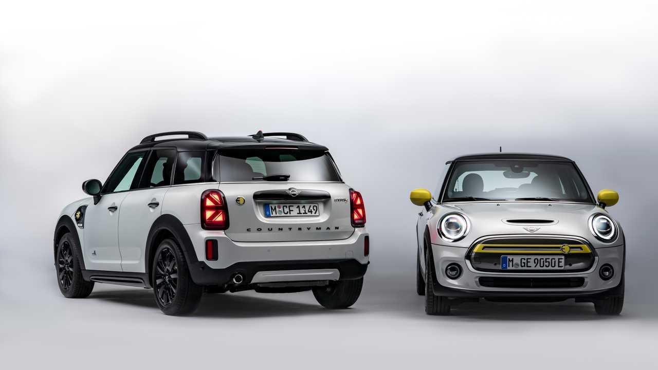 Mini Cooper SE und Cooper SE Countryman All4