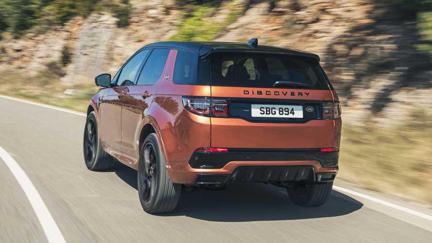 Land Rover Discovery Sport Black, l'edizione speciale da 290 CV