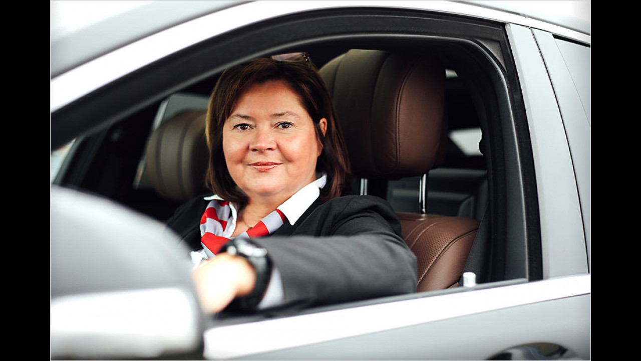 Fahren Frauen sicherer?