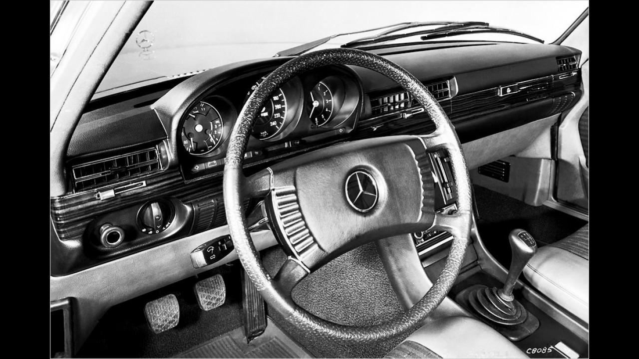 Mercedes W 116 (1972)