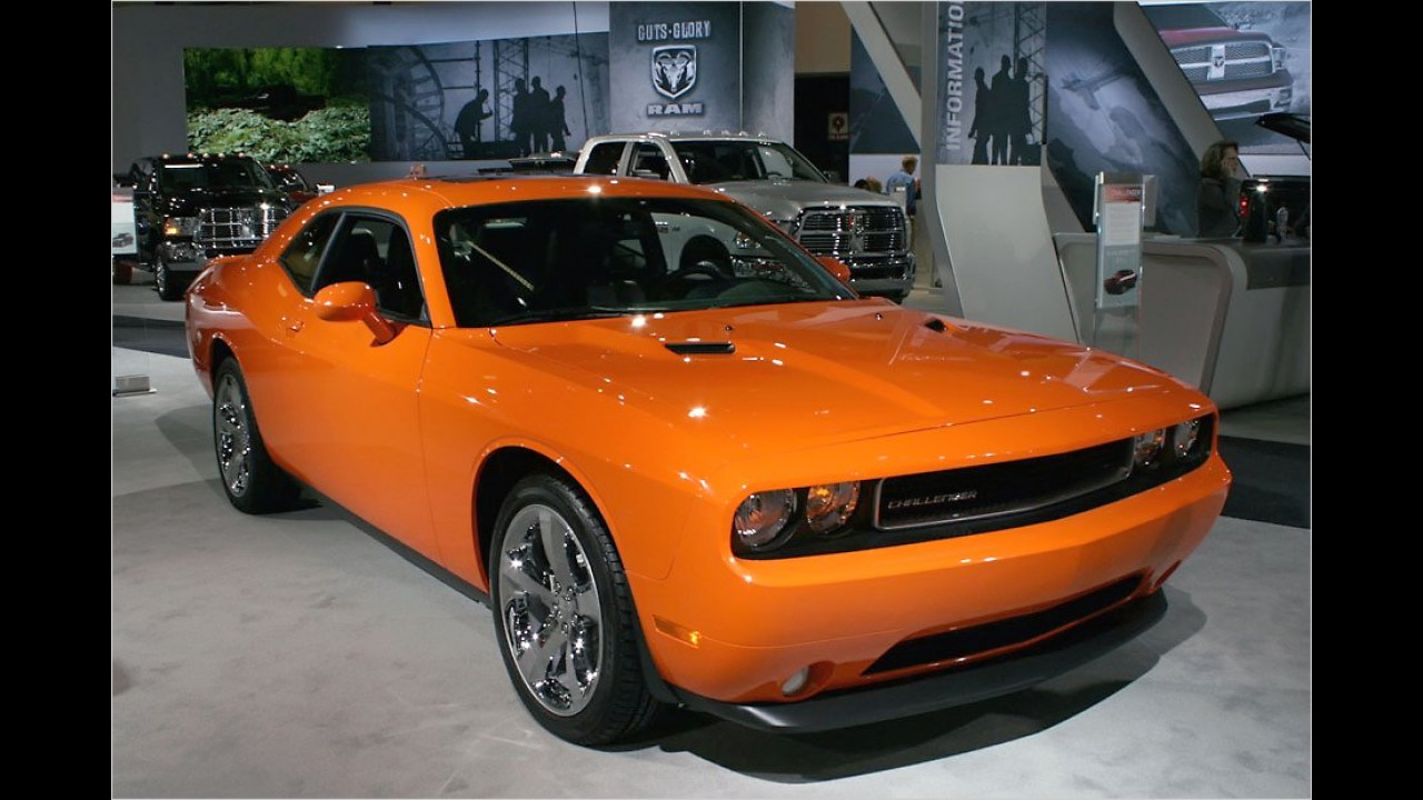 Dodge Challenger 392 SRT-8
